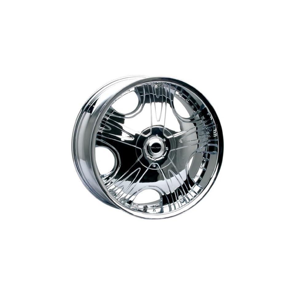 Falken EXECUTIVE Wheels, Chrome (Set of 4)(20X8.5/5 127/35mm) Automotive