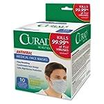 Curad Antiviral Medical Face Mask, Pl...