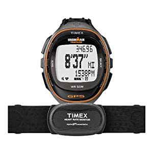 Timex Ironman Run Trainer S and D with Heart Rate Monitor