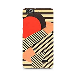 Ebby Crazy Hug Premium Printed Case For Huawei Honor 4C