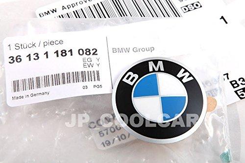 BMW e10 e21 e30 Wheel center cap Emblems OEM (45mm) (Bmw 325 Wheel Cover compare prices)