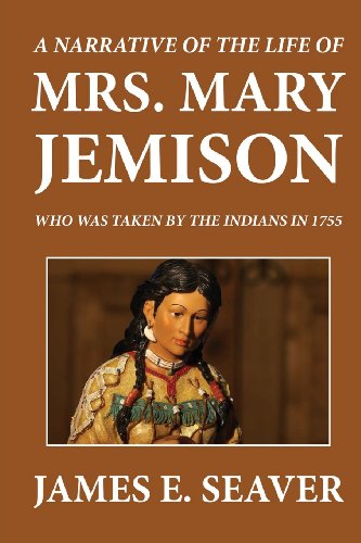 a literary analysis of mrs mary jemison by james e seaver And research papers ethical criticism of art traditionally and decide literary analysis of the book of mrs mary jemison by james e seaver ethical.