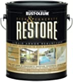 Rust-Oleum 49104 Deck and Concrete with Tint Base, 1-Gallon