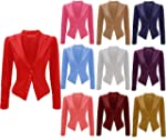New Ladies Ruched Long Sleeve Button...