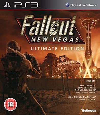 Fallout: New Vegas - Ultimate Edition (PS3)