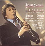 Copland: Clarinet Concerto; Music of Gershwin, Bernstein & Jenkins-Douglas