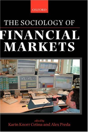 the-sociology-of-financial-markets