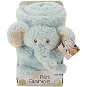 My Pet Blankie Original Elephant Plush, One Color, One Size