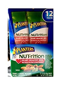 Planters Nutrition, 12 count, 1.5 ounce