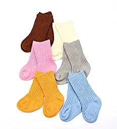 Infant Winter Cotton Warm Grip Boat Socks Cute for Newborn