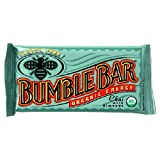 BumbleBar Organic Energy Chai with Almonds, 1.6 Ounce Bar (Pack of 15) ~ BumbleBar
