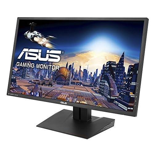 ASUS Gamingモニター 27型WQHDディスプレイ ( IPS / ブルーライト低減 / フリッカーフリー / 応答速度4ms / リフレッシュレート144Hz / FreeSync / DP,HDMI / 昇降・ピボット機能 / スピーカー内蔵 / VESA/ 3年保証 ) MG279Q