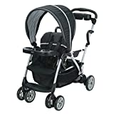 Graco Roomfor2 Click Connect Stand and Ride Stroller, Gotham