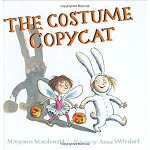 The Costume Copycat by MacDonald, Maryann published by Dial Hardcover