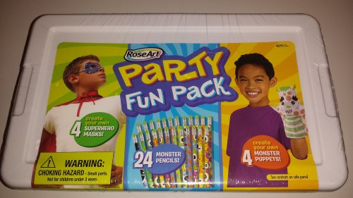 Roseart Party Fun Pack
