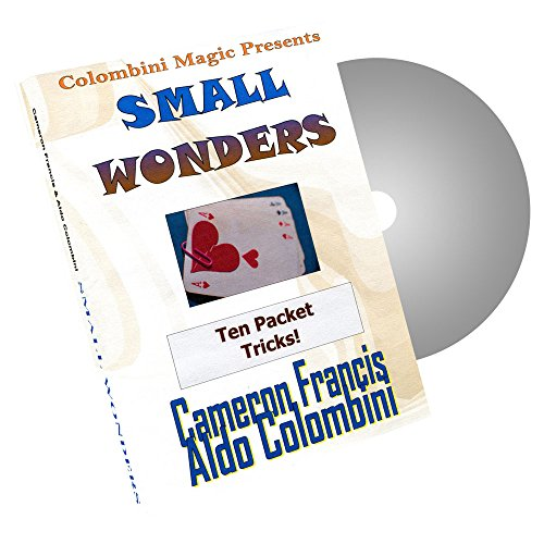 MMS Small Wonders by Wild-Colombini Magic - DVD