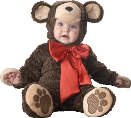 InCharacter Baby Lil' Teddy Bear Costume