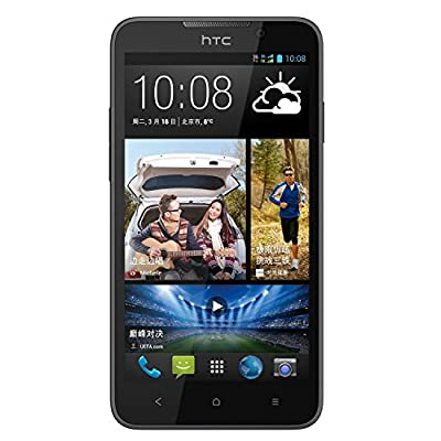 HTC Desire 516 (Dual SIM, Dark Grey)
