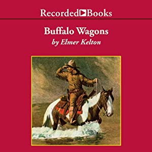 Buffalo Wagons Audiobook