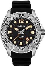 Comprar Bulova Mar King - Reloj UHF para hombre con esfera analógica