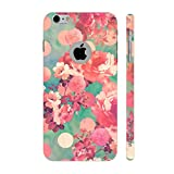 Enthopia Designer Hardshell Case Flowery Summer Back Cover for Apple Iphone 6, 6s With Hole