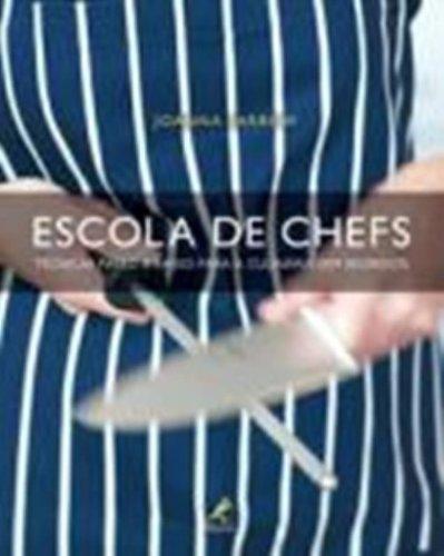 Escola de chefs t cnicas passo a passo para a culin ria for Tecnicas culinarias pdf