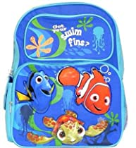 Finding Nemo Large Backpack 16""