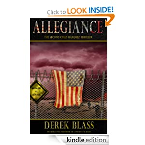 Free Kindle Book: Allegiance (a Border War Thriller), by Derek Blass