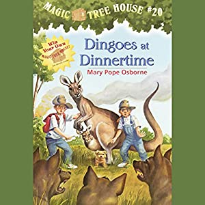 Magic Tree House, Book 20 Audiobook