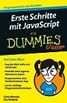 Erste Schritte mit JavaScript f�r Dum...