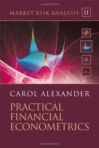 Market Risk Analysis: Practical Financial Econometrics, Volume 2