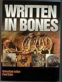 Written in Bones (1848040016) by Paul G. Bahn
