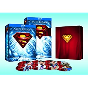 Die Superman Collection Blu-ray