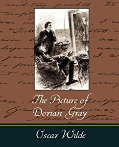 """Cover of """"The Picture of Dorian Gray - Os..."""