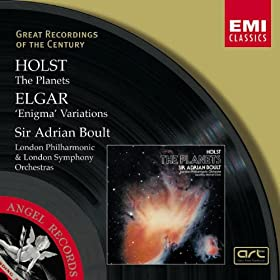 Holst: The Planets - Elgar: 'Enigma' Variations