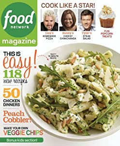 Food Network Magazine (1-year auto-real) from Hearst Magazines