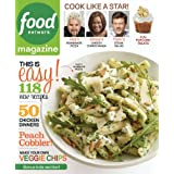 Food Network Magazine (1-year auto-renewal)
