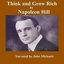 Think and Grow Rich [SpringBrook Audio] | Livre audio Auteur(s) : Napoleon Hill Narrateur(s) : John Michaels