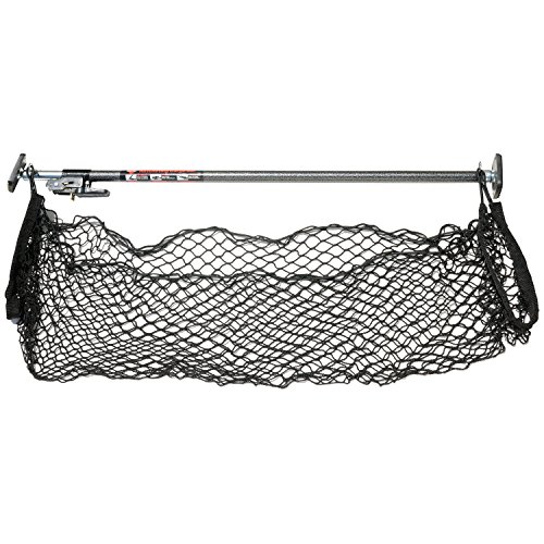 Keeper 05060 Ratcheting Cargo Bar with Storage Net (Truck Cargo Bar And Net compare prices)