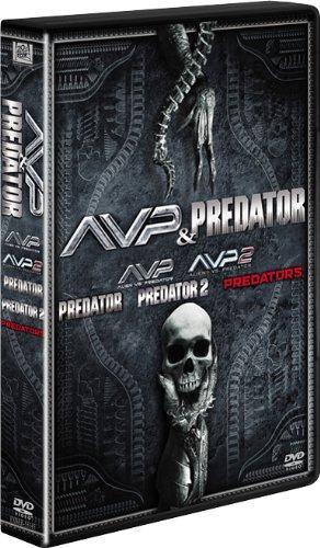 【FOX HERO COLLECTION】AVP&プレデター DVD-BOX(5枚組)(初回生産限定)