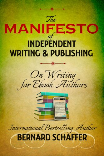 The Manifesto of Independent Writing and Publishing