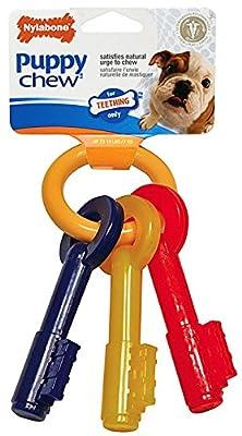 Nylabone Puppy Teething Keys, Small