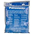 Panasonic MC-V295H 2-Pack Type C-19 Canister HEPA Vacuum Bag
