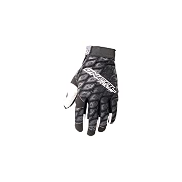 O'NEAL Invader gants grey/blanc (Taille cadre: XXL) Gants longs