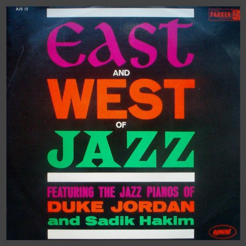 East And West Of Jazz