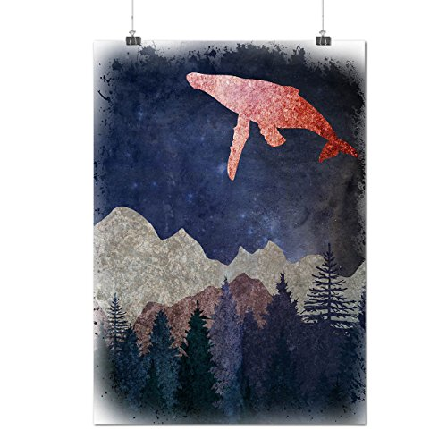 fantasy-whale-fly-artsy-fish-matte-glossy-poster-a1-84cm-x-60cm-wellcoda