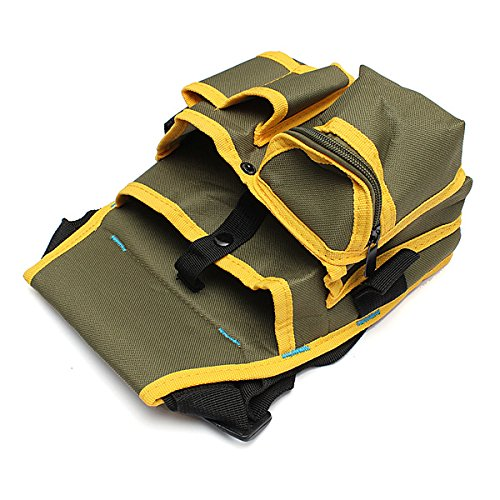 (3559-i) HARDWARE MECHANIC CANVAS TOOL BAG UTILITY POCKET POUCH BAG