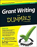 Grant Writing For Dummies, 5th Edition