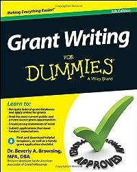 Grant Writing For Dummies by Muir Nancy C