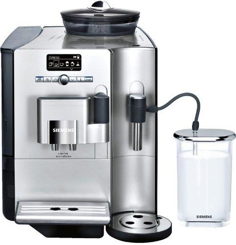 Siemens TE713501DE Kaffee-Vollautomat EQ.7 Plus Aroma Sense (2.1 l, 19 bar) silber thumbnail